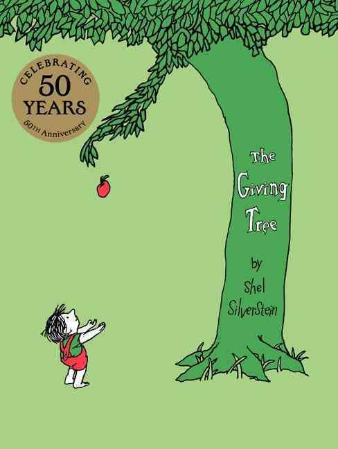 Giving Tree By Silverstein, Shel
